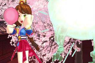 초월자 의상 _오버워치 송하나 꽃가마 컨셉