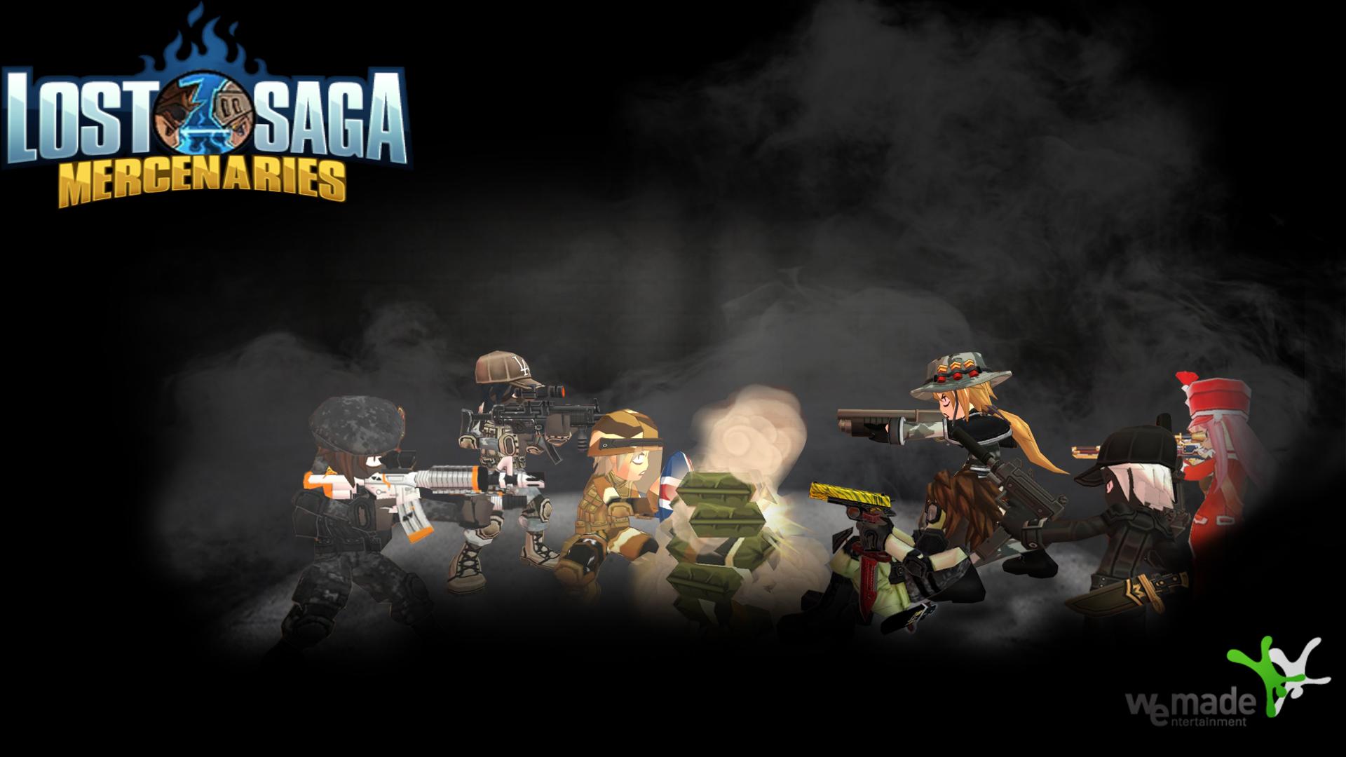 Lostsaga Mercenaries
