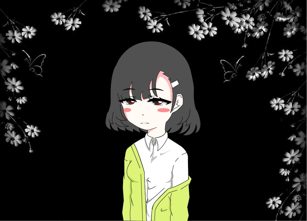 そうてんきょぅか 님의 팬아트 (일러스트,완성본)