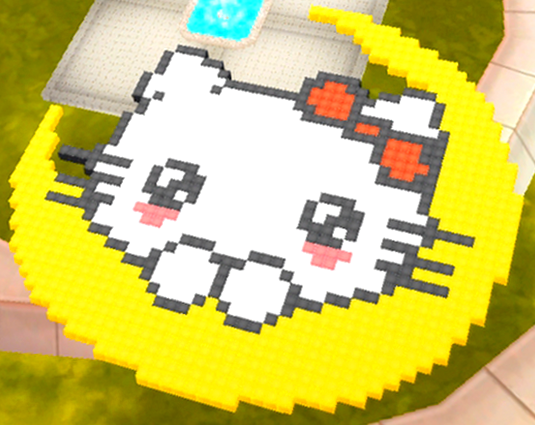 헬로키티(Hello Kitty)-길드본부-