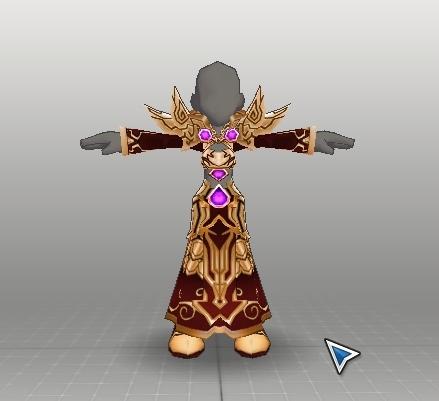 신비술사의상(왕 버젼)