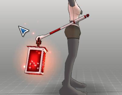 현무망 - 무녀 컨셉