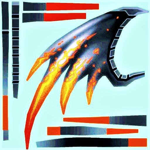 (배포) 릴리 날개 2019 메탈 도색